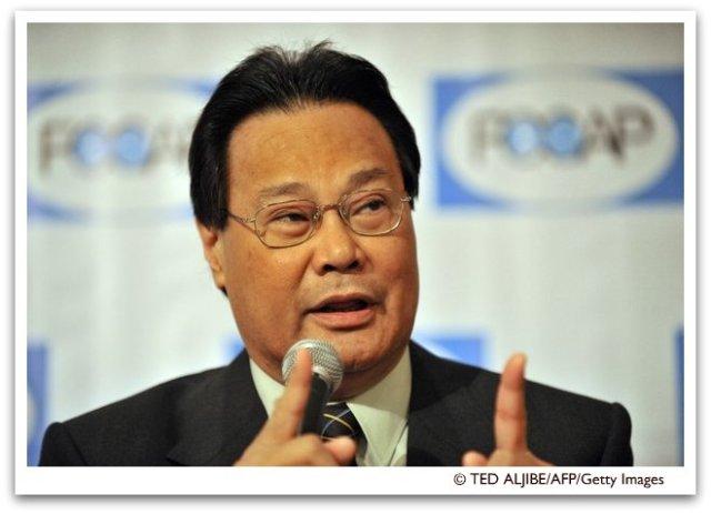 Philippine Supreme court chief Justice,
